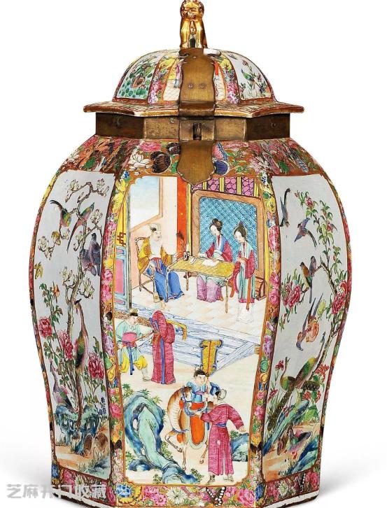 广彩瓷器为何能让欧洲人如此痴迷