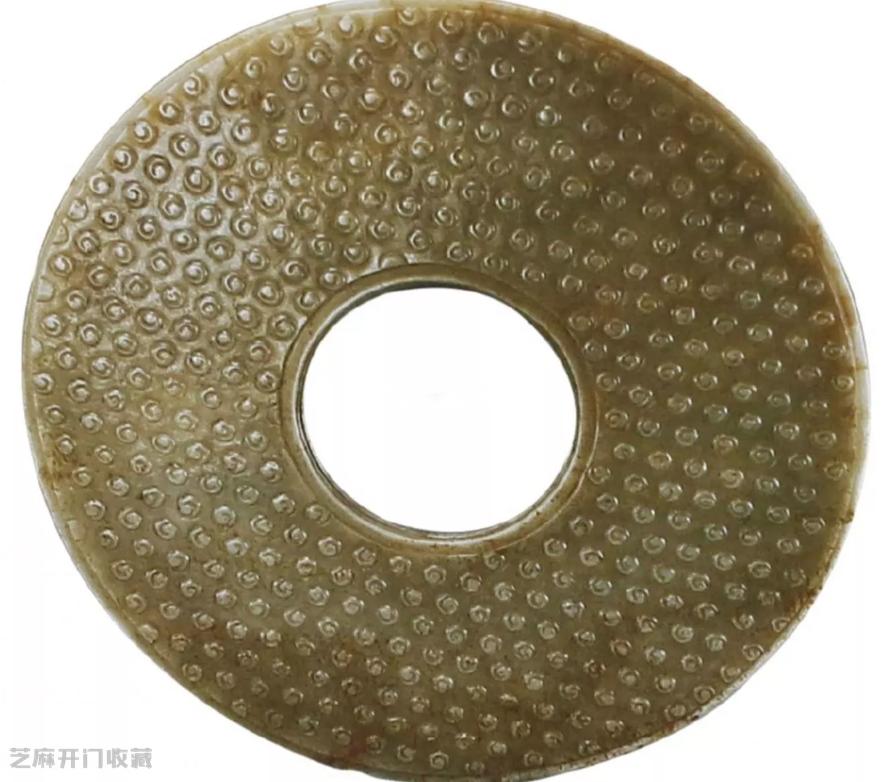 什么样材质的古玉才有沁色