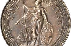 英国贸易站洋币的价钱多少