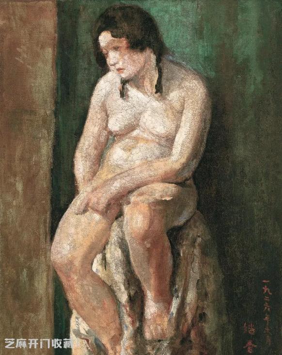 喜欢欣赏人体油画是低俗还是高雅