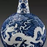 龙纹瓷器真品图片及价格