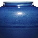 明代万历蓝釉瓷器值多少钱