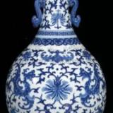 嘉庆青花瓷器价格 大概多少钱