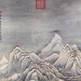 画家萧朗作品价格多少钱一平尺