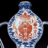 彩瓷的起源与发展