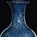 清代蓝釉瓷器值钱吗