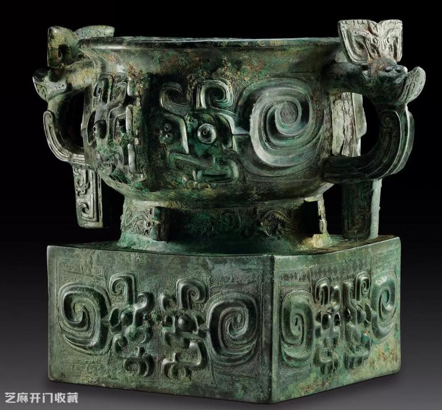 夔龙纹青铜器有哪些