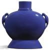 清代霁蓝釉瓷器特征