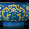 大清乾隆年制珐琅彩瓷的特点和风格