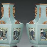 镂空瓷器收藏价值及工艺特征