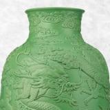 清代绿釉瓷器图片及价格