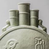 清代抱月瓶特征及价格