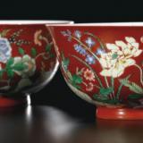 怎样辨别珊瑚红釉瓷器年代