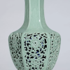 六方瓷瓶图片及价值