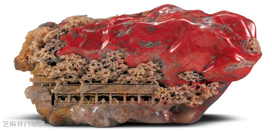为什么说昌化鸡血石是最好的血石