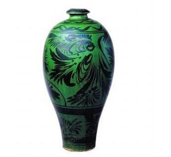 绿釉瓷器艺术特征的发展历史