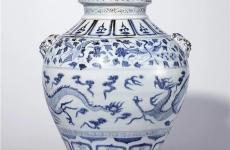 元代瓷器特点及拍卖成家价格