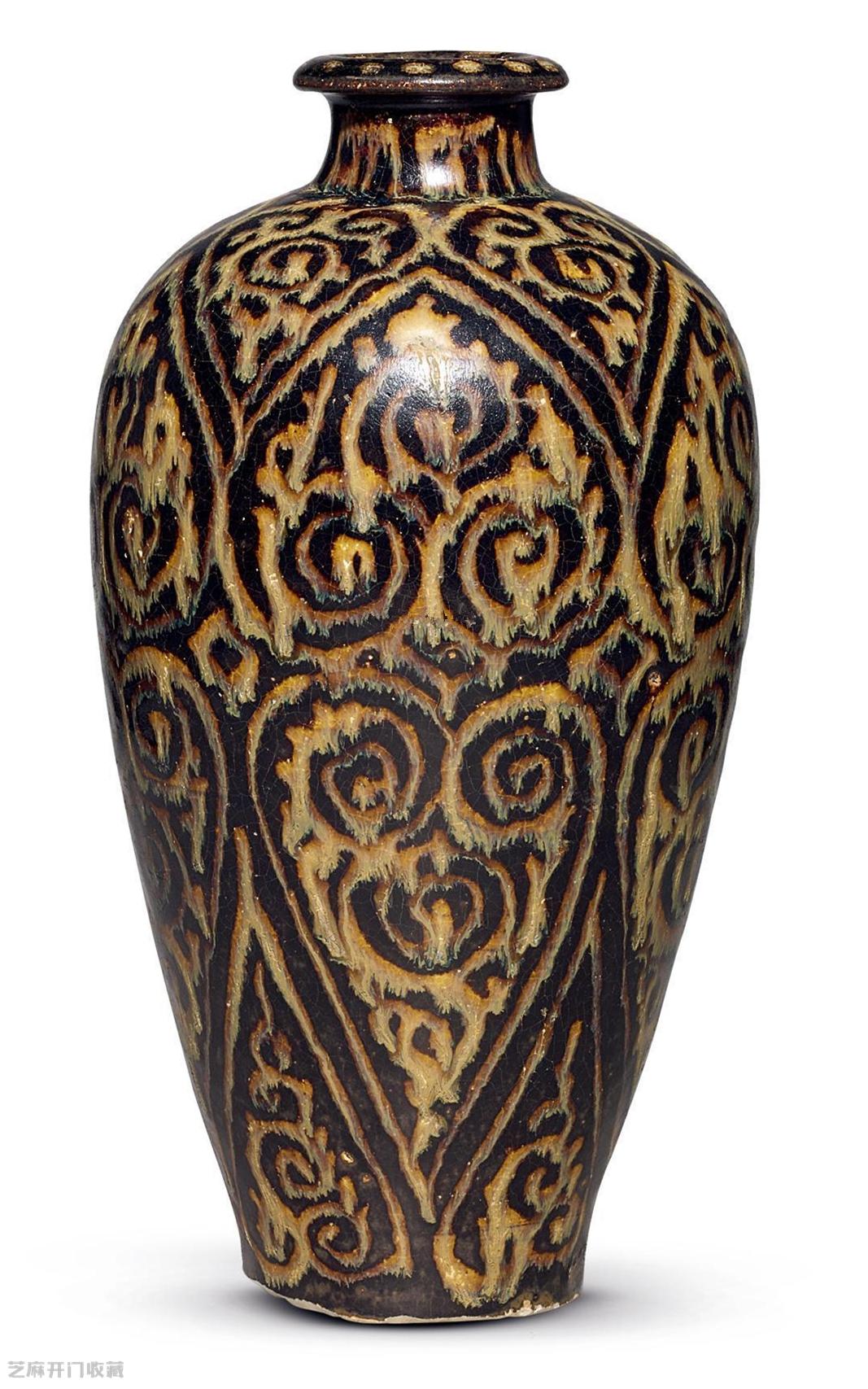 吉州窑瓷器拍卖价格如何