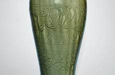 宋代耀州窑刻花梅瓶瓷器怎么鉴定