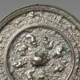 怎样鉴定海兽葡萄镜青铜镜的真假