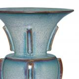 天蓝釉瓷器图片及拍卖成交价格