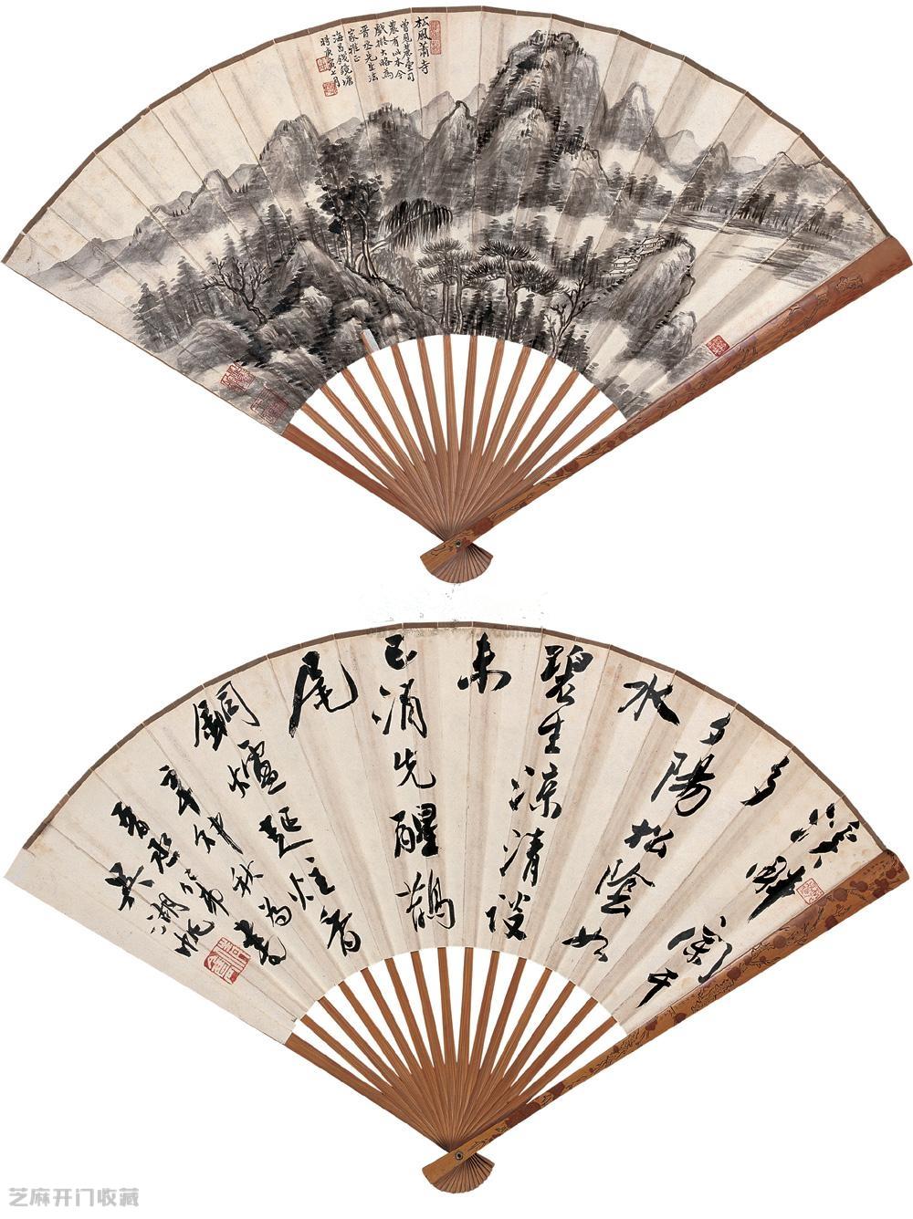 钱镜塘——中国书画的收藏大家
