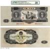 第二套人民币收藏价格及图片