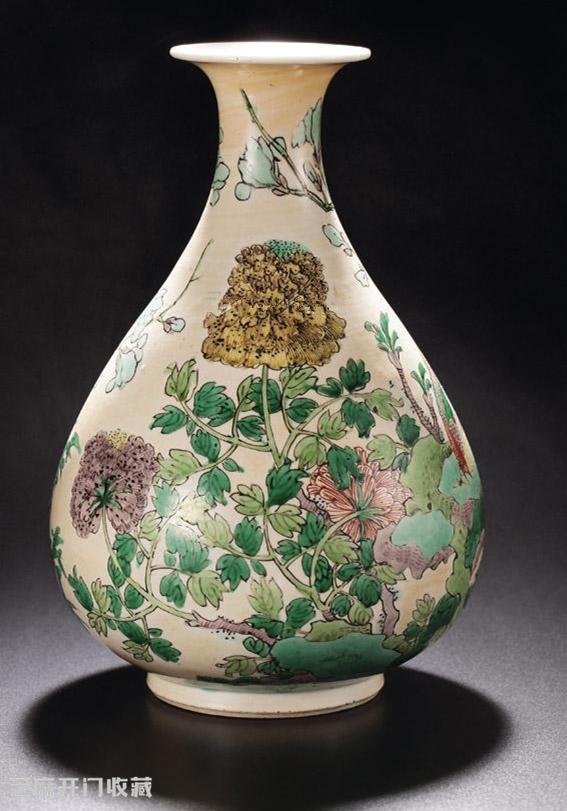 米黄釉瓷器图片及拍卖成交价格