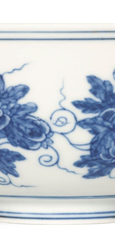 明代青花瓷器图片及价格