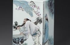 钟莲生陶瓷作品值多少钱
