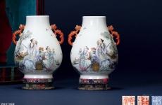 民国汪晓棠瓷器值多少钱