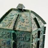 青铜器方彝图片及拍卖成交价格