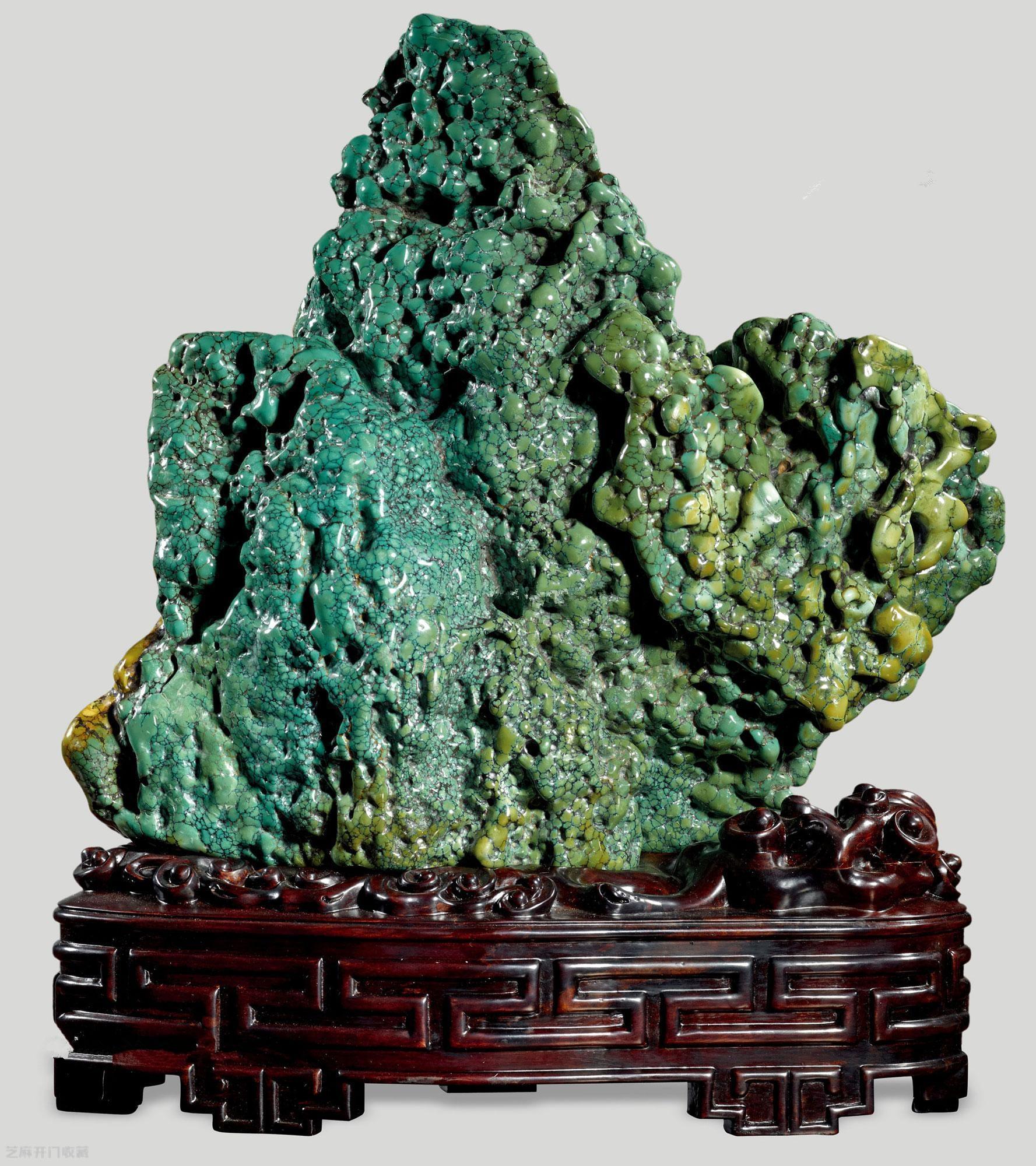 什么样的绿松石质地最好