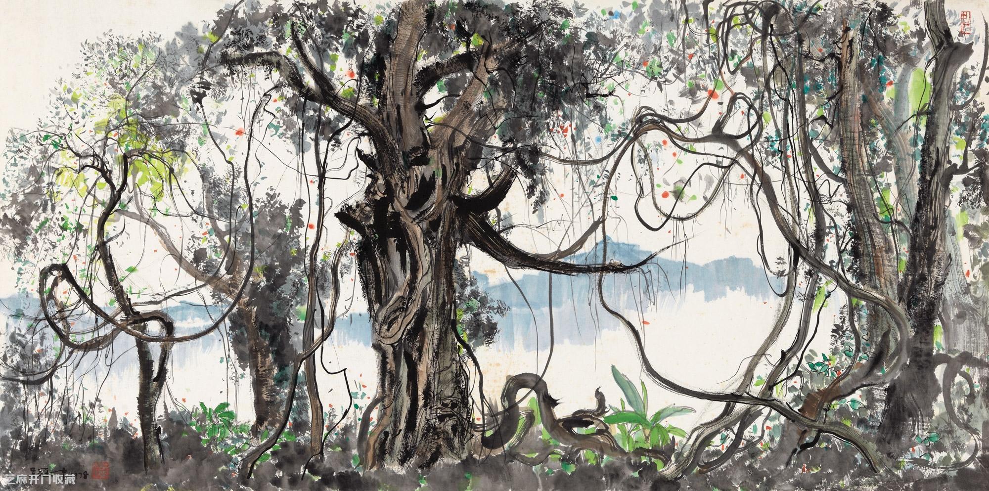 当代名家字画收藏有哪些值得收藏的名家作品