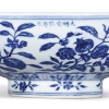 明宣德五彩瓷器特征与市场价值