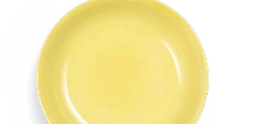 大明成化黄釉瓷器为什么胎薄