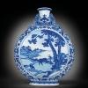 清代历朝青花瓷器有什么基本特征?