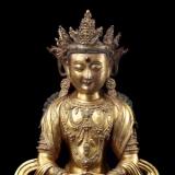 铜鎏金佛像怎么鉴定