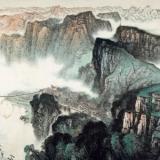 李文信山水画赏析