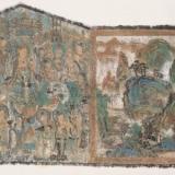 邓敬民书画佛像画现在是多少一平尺