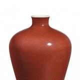 常见雍正红釉瓷器有哪几种