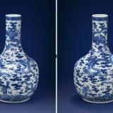 嘉庆青花瓷器的特点和发展