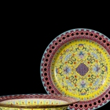 浅谈清代瓷器盘的鉴定技巧