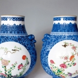 青花描金瓷器发展和拍卖价格