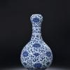 瓷器蒜头瓶的收藏价值怎么样