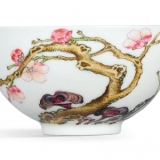 雍正粉彩瓷器的欣赏和鉴定