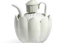 宋朝白釉壶:空前繁荣,独具特色