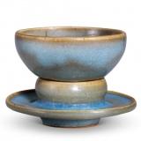 元代钧窑瓷器:高大灵巧、端庄秀美