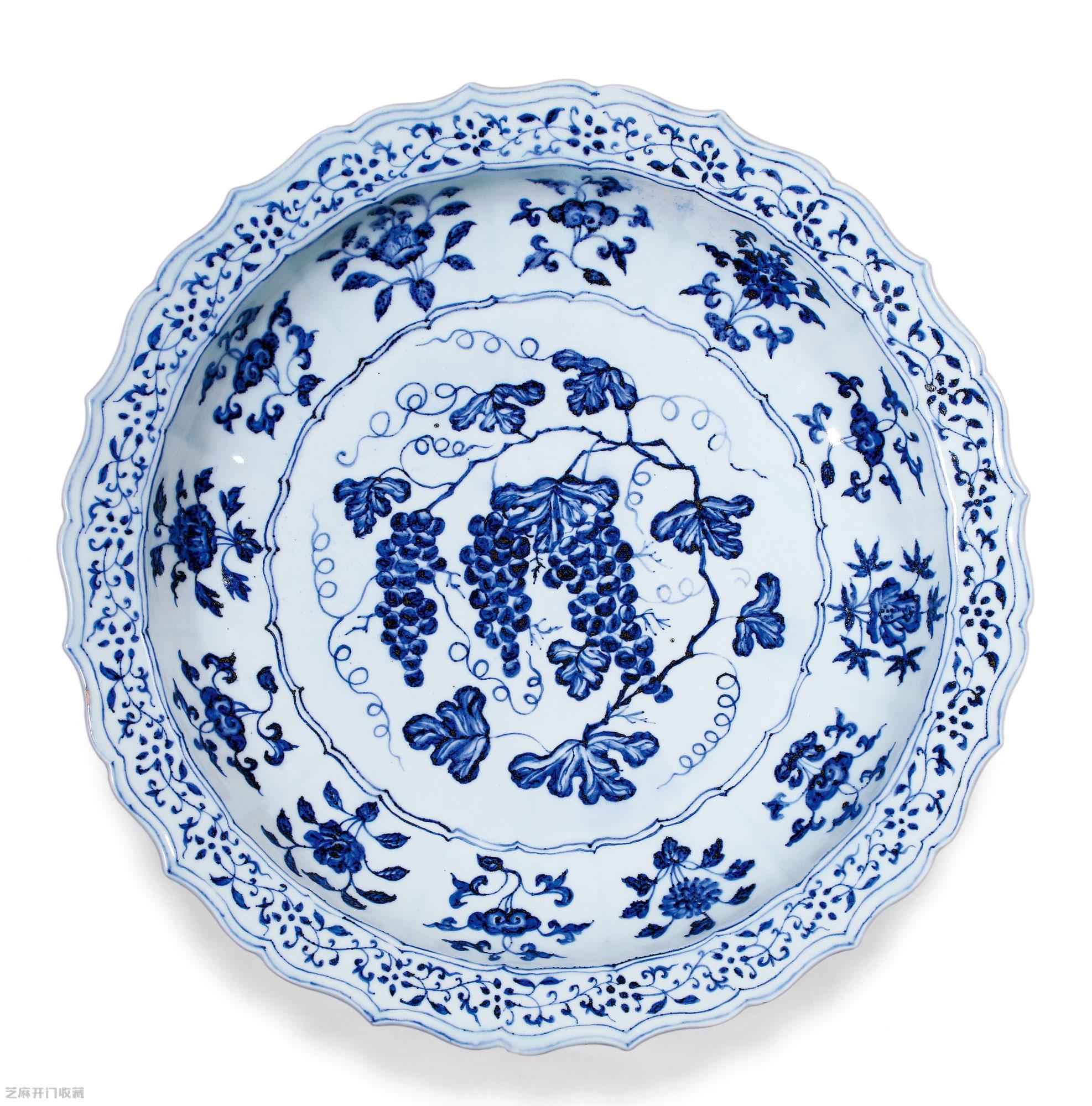 明朝青花瓷:是中国陶瓷史上发展的一个重要阶