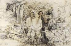 周思聪:中国美术史上极具影响力的女画家